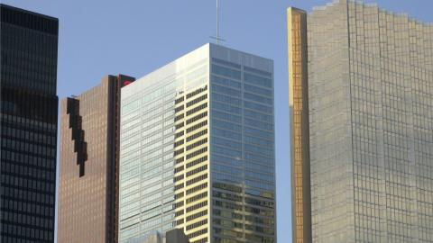 high rise buildings in Toronto