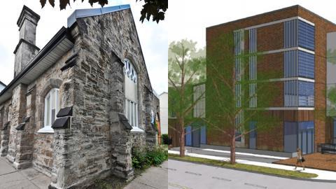 Hughson Street Baptist Church