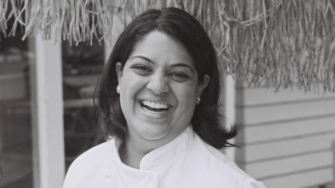 Joshna Maharaj, chef and food activist