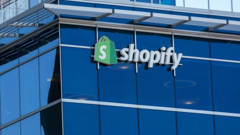 Shopify building