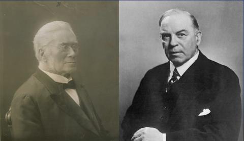 Oliver Mowat and William Lyon Mackenzie King