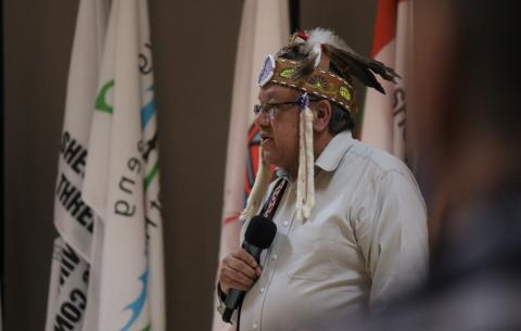 Chief Glen Hare