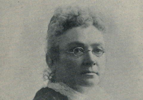 portrait of Emily Stowe