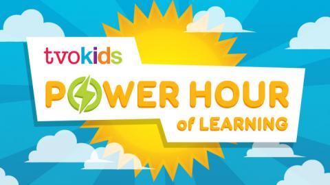 TVOkids Power Hour of Learning