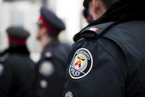 Toronto police officer