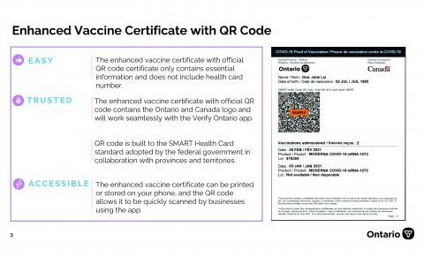 vaccine certificate qr code