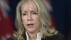 Merrilee Fullerton, Ontario's minister of long-term care from the article Long-term care is a disaster that Ontario can't hide from anymore