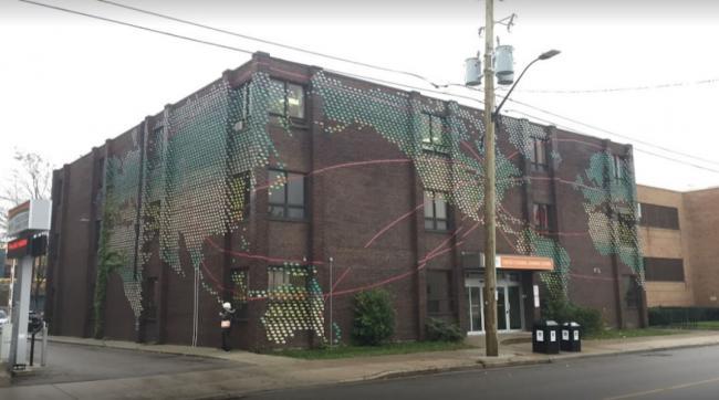 a building in London, Ontario