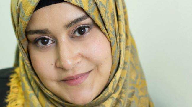 Author, S.K. Ali