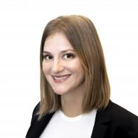 Julia Vrabec, Acting Vice President, People & Culture