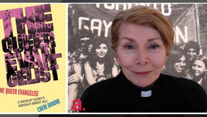 Cheri DiNovo from the article Excerpt: Cheri DiNovo's 'The Queer Evangelist'