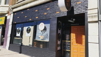 a closed restaurant in Ottawa from the article What it's like to open a new restaurant during a pandemic