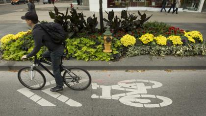 bike lanes  from the article Maybe COVID-19 will teach Toronto that a city is worth paying for