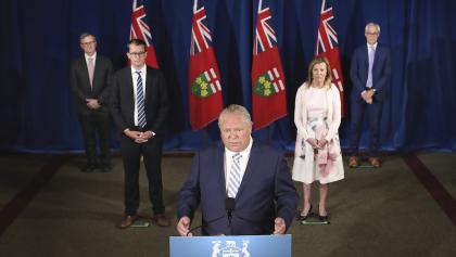Even Tory MPPs are questioning Ontario's COVID-19 decisions