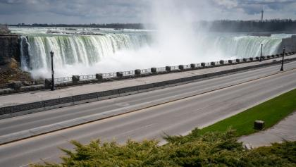 Niagara Falls from the article Is Niagara Falls ours to discover — even during COVID-19?